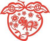 Chinese New Year Goat