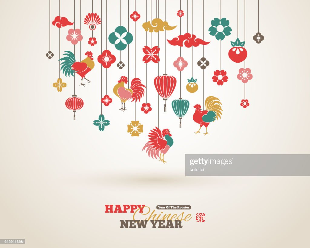 Chinese New Year Hanging Decorations