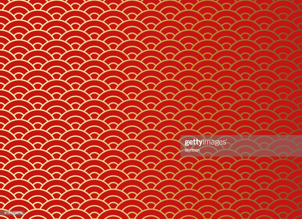 Chinese  ornament background