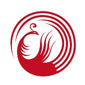 Chinese style Phoenix