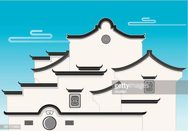 chinese traditional house