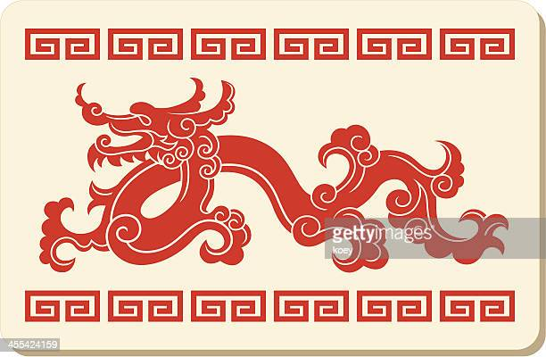 Chinese Zodiac Sign for Year of Dragon (2012)