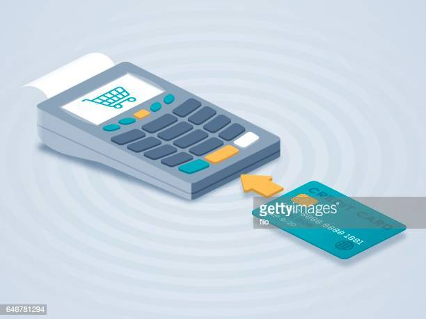 Chip Card Credit Card Reader