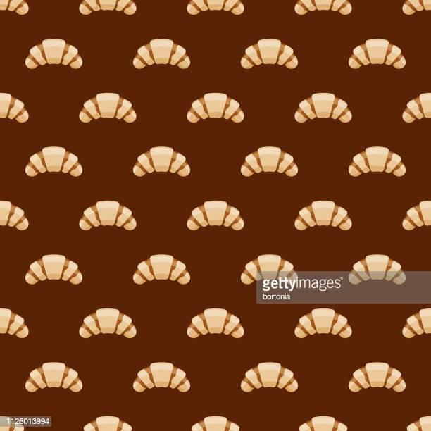 チョコレートのシームレス パターン