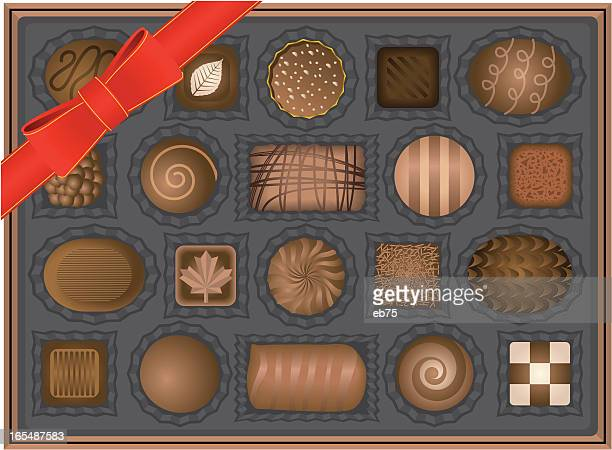 chocolate - chocolate stock illustrations, clip art, cartoons, & icons