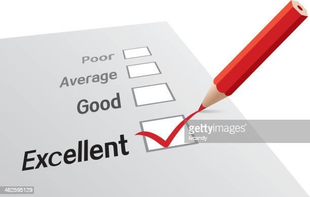 Choose excellent