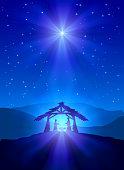 Christian Christmas night