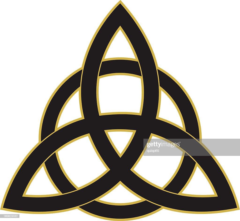 Christian Trinity Symbol Vector Art Getty Images