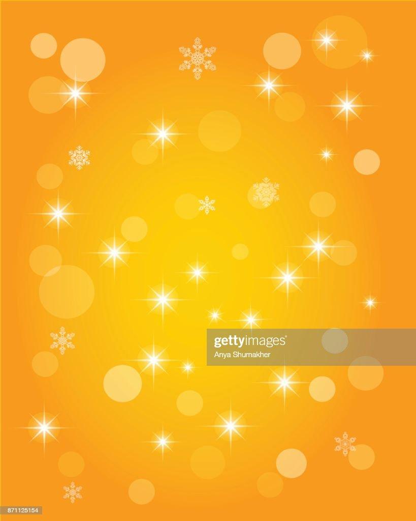 Weihnachten Abstrakten Hintergrund Kristall Schneeflocken Hell ...
