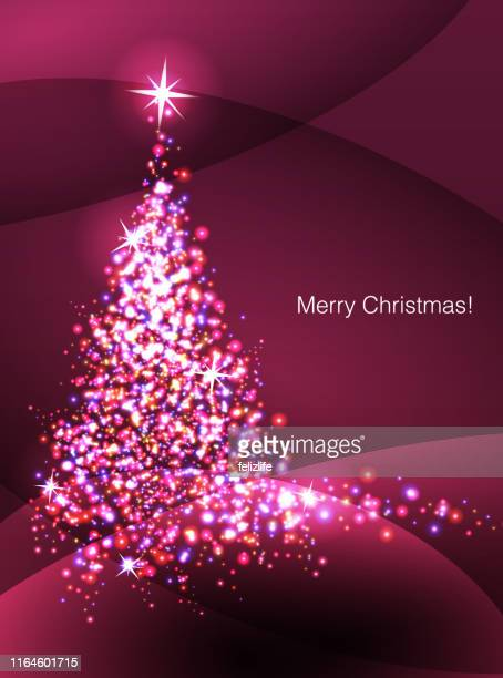 christmas background for design of flyers, cards, web, postcard - happy new month stock illustrations