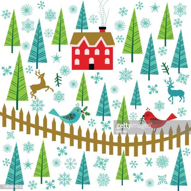 Christmas background .