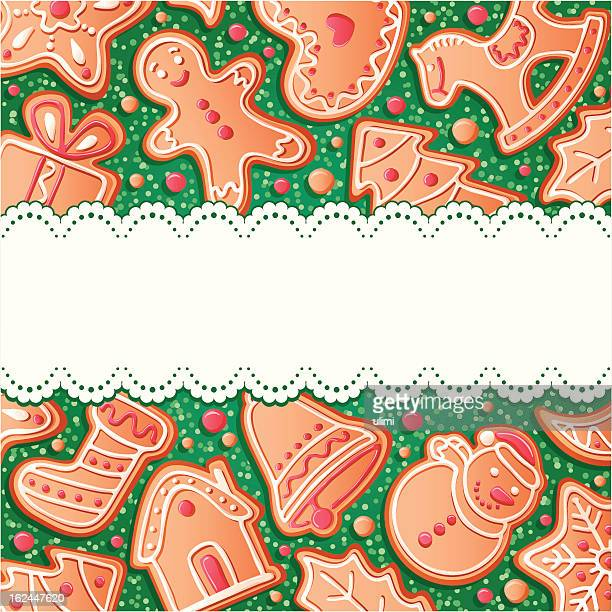 christmas background - icing stock illustrations, clip art, cartoons, & icons