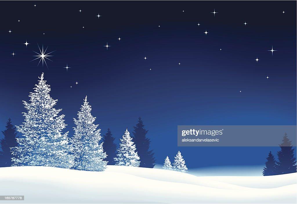 Weihnachten Hintergrund : Stock-Illustration