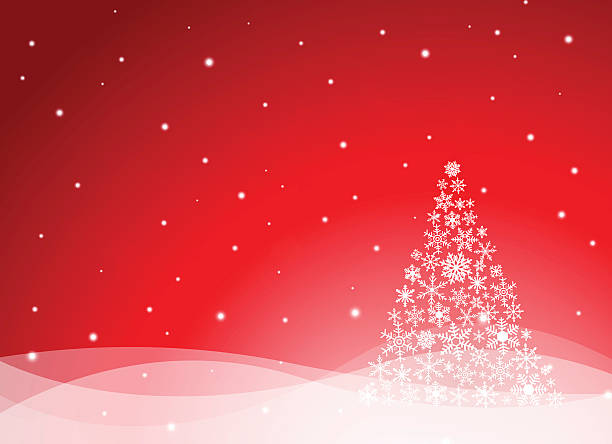 Christmas Background Wall Art
