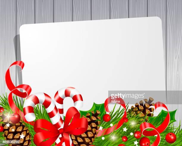 christmas background - wallpaper decor stock illustrations, clip art, cartoons, & icons