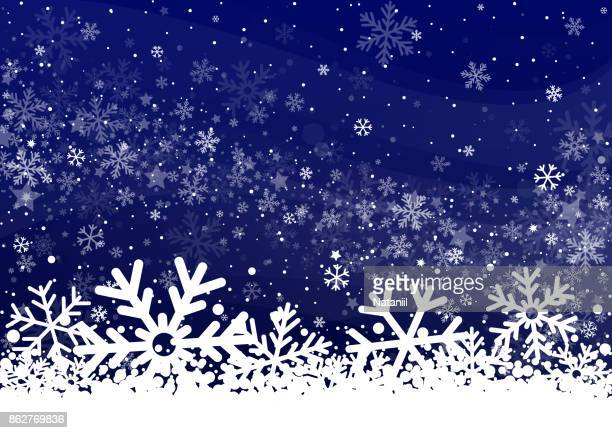 christmas background - blizzard stock illustrations, clip art, cartoons, & icons
