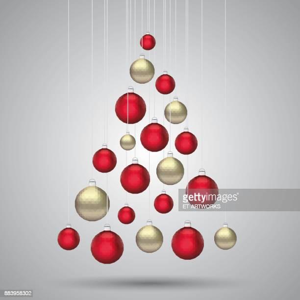 クリスマスボール - 舞踏会点のイラスト素材/クリップアート素材/マンガ素材/アイコン素材