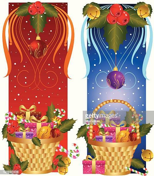 Christmas banner..