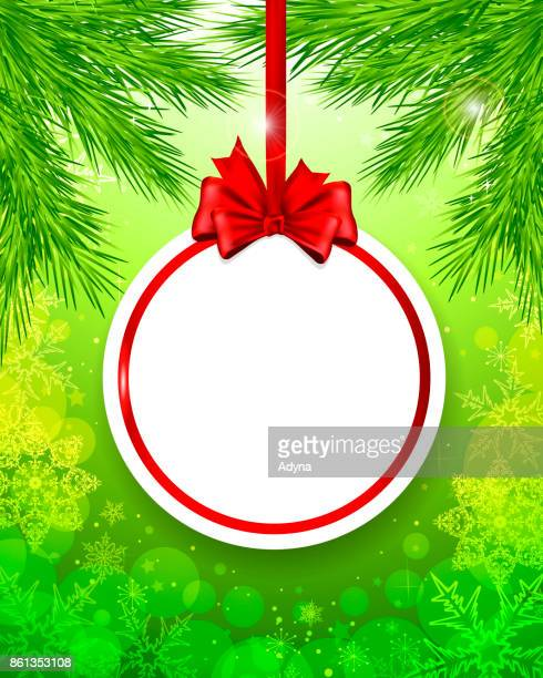 christmas bauble - christmas ornament stock illustrations