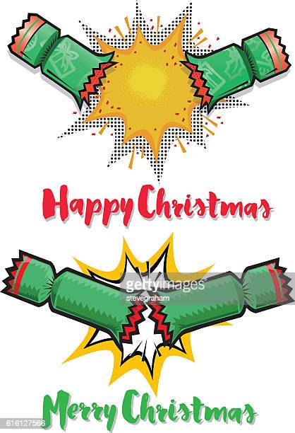 Christmas Cracker Vector.Christmas Cracker Premium Stock Vector Art And Graphics