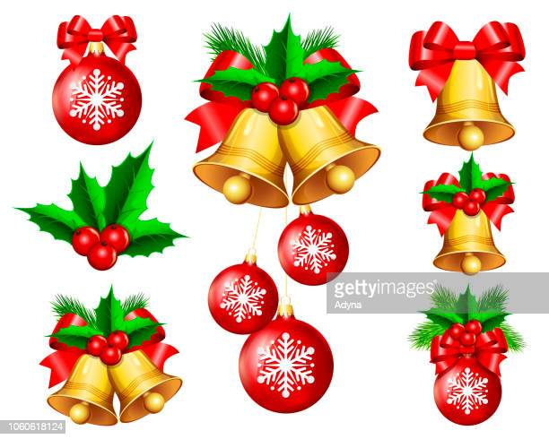 christmas decoration - christmas decoration stock illustrations