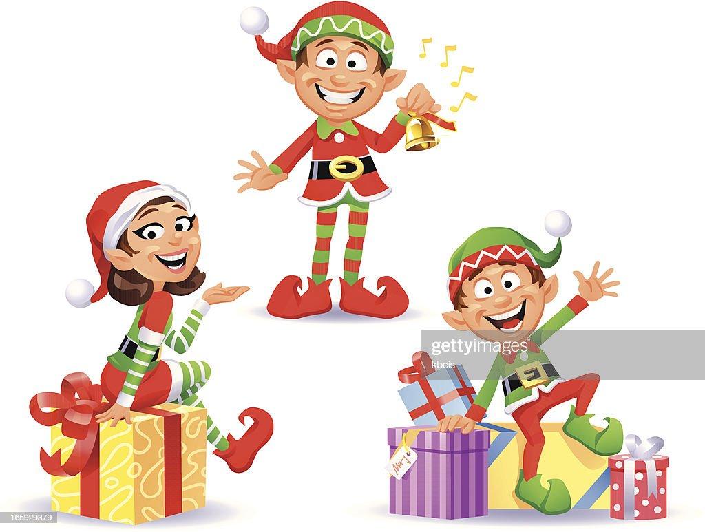 Christmas Elves 2