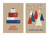 Christmas Greeting Cards Collection.