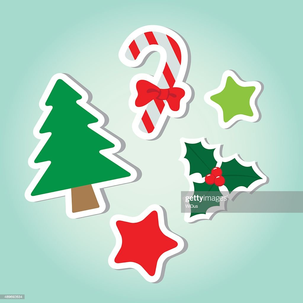 Christmas Icon, Object, Paper