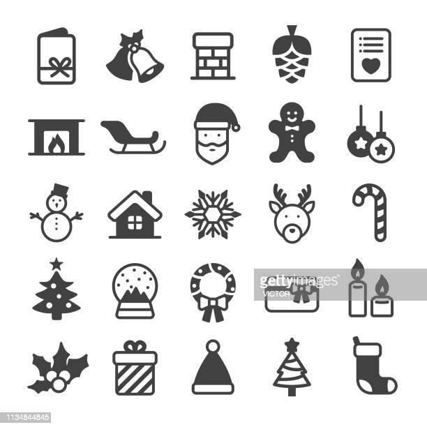 クリスマスアイコン-スマートシリーズ