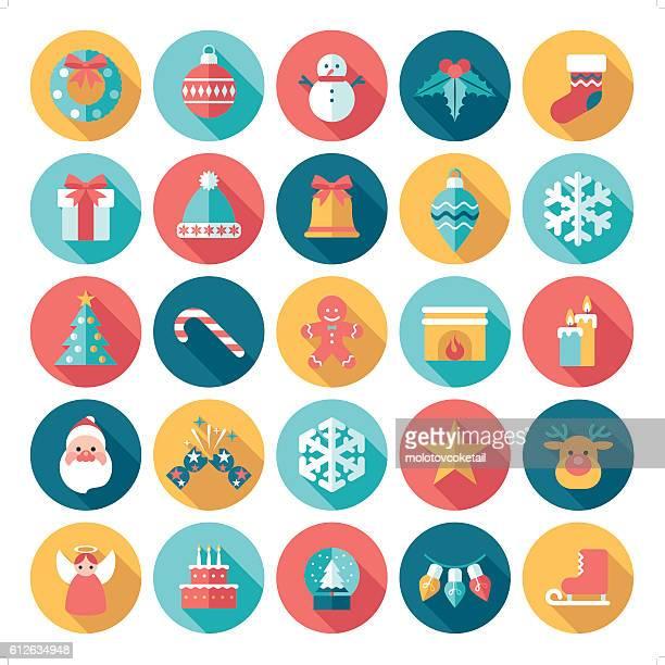 ilustraciones, imágenes clip art, dibujos animados e iconos de stock de icono de navidad - golosina