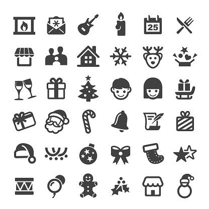 Christmas Icons - Big Series - gettyimageskorea