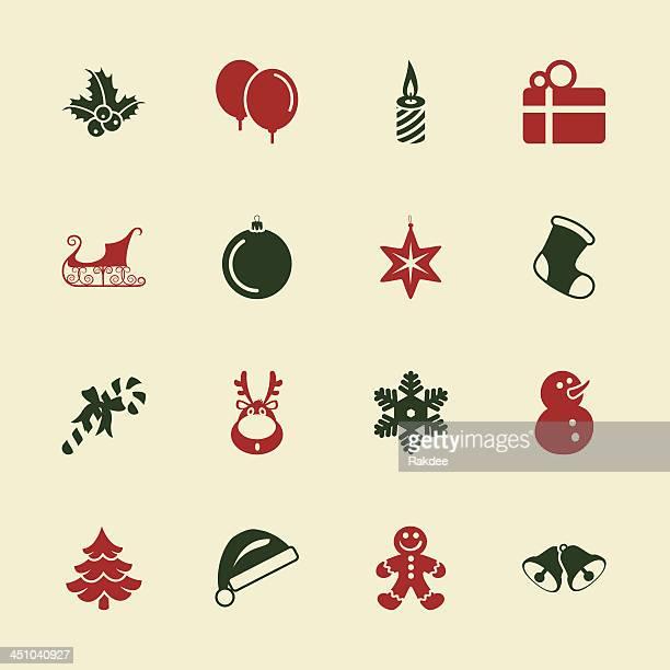 Christmas Icons - Color Series | EPS10