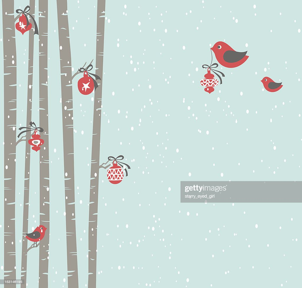 Christmas in the Forest