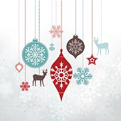 Christmas Labels - ornaments, decorations.