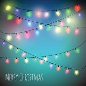 Christmas Lights backdround