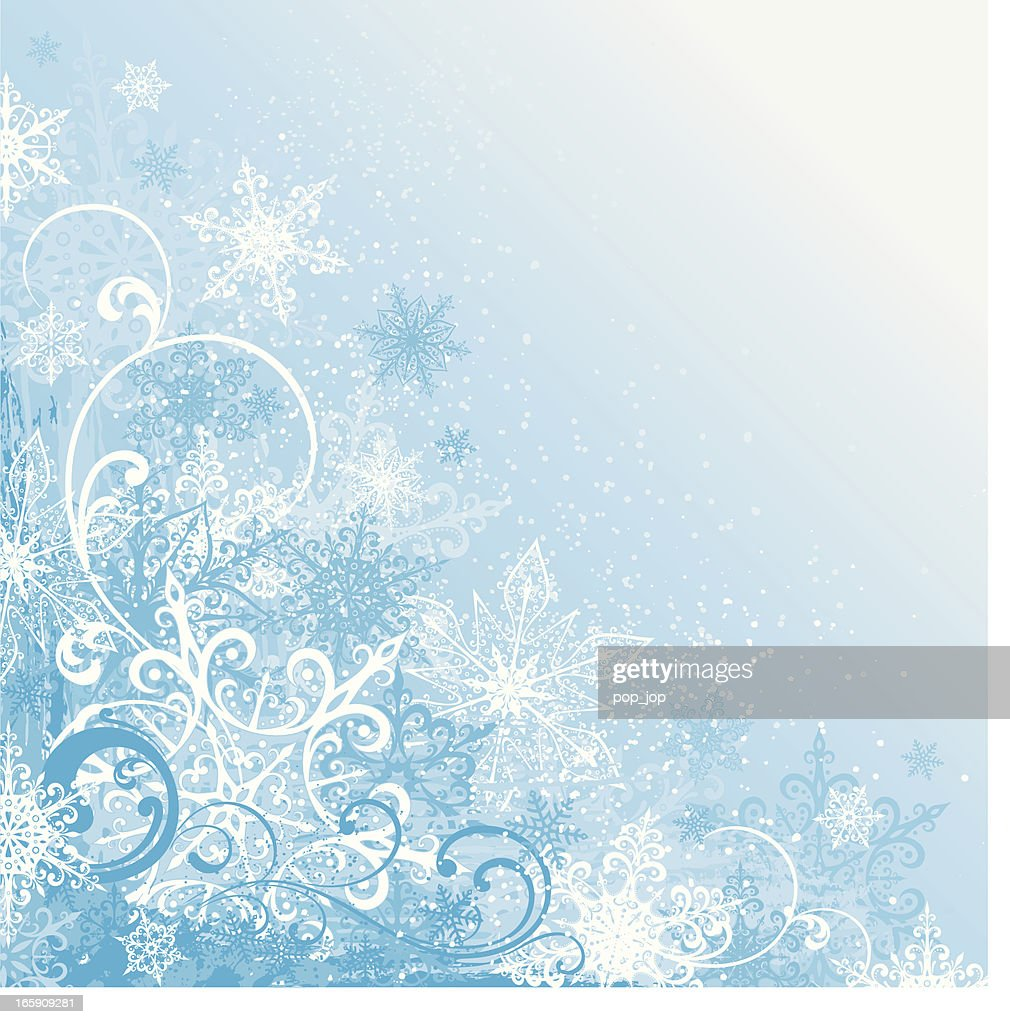 Christmas, New Year or winter background