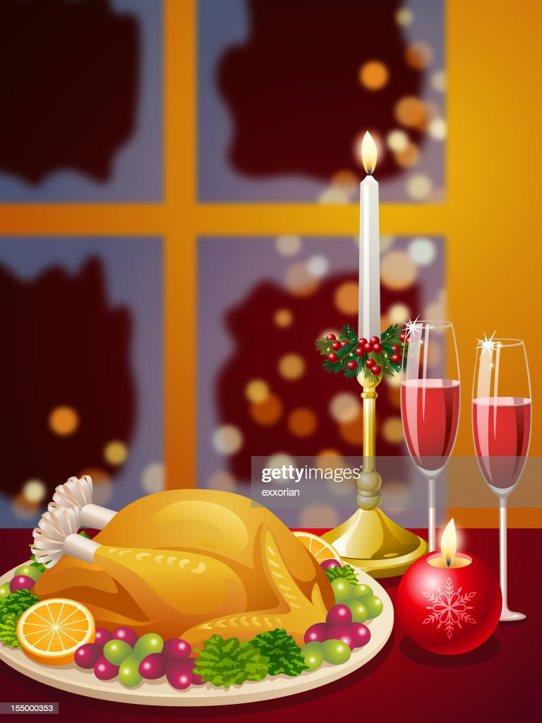 Christmas Night Dinner