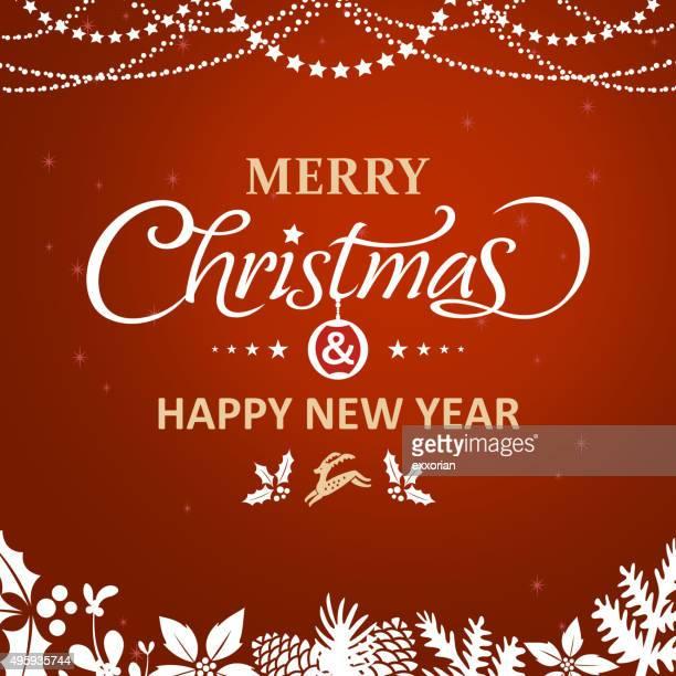 ilustraciones, imágenes clip art, dibujos animados e iconos de stock de ornamentos fondo de navidad - decorar