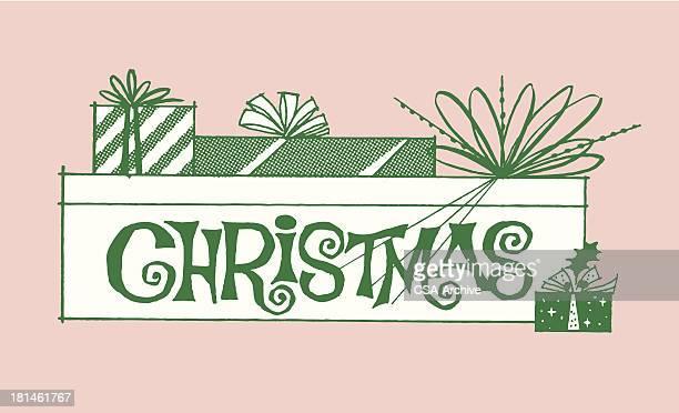 クリスマスは - キッチュ点のイラスト素材/クリップアート素材/マンガ素材/アイコン素材