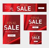 Christmas sale. Christmas discounts.