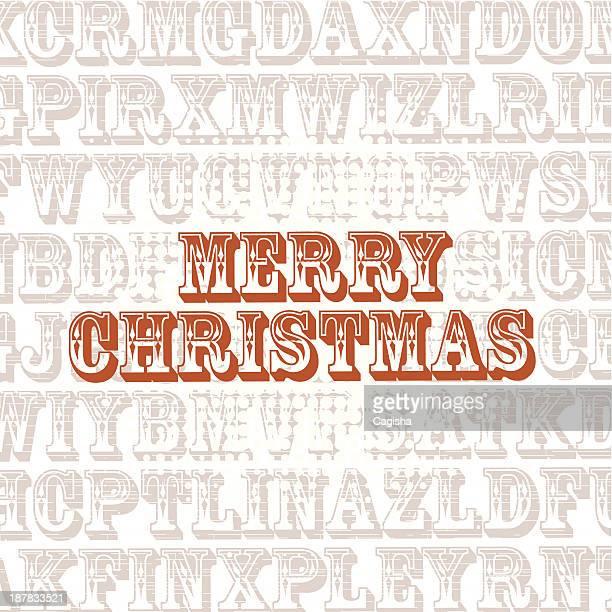Christmas Seamless Pattern - Illustration