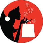 Christmas Shopping Lover