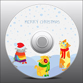 Christmas theme CD