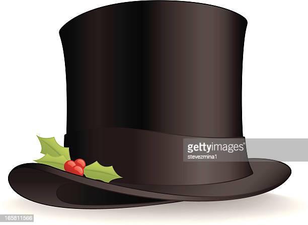 Christmas Top Hat