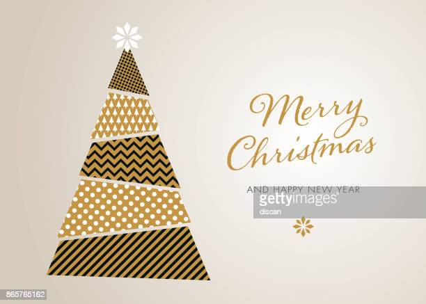 christmas tree background. - christmas tree stock illustrations