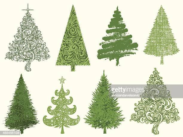 Christmas Tree Elements