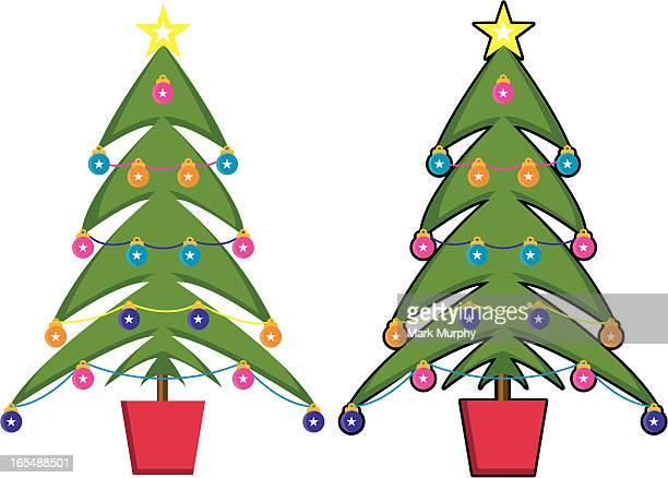 22 Top Christmas Tree Fern Stock Illustrations Clip Art Cartoons