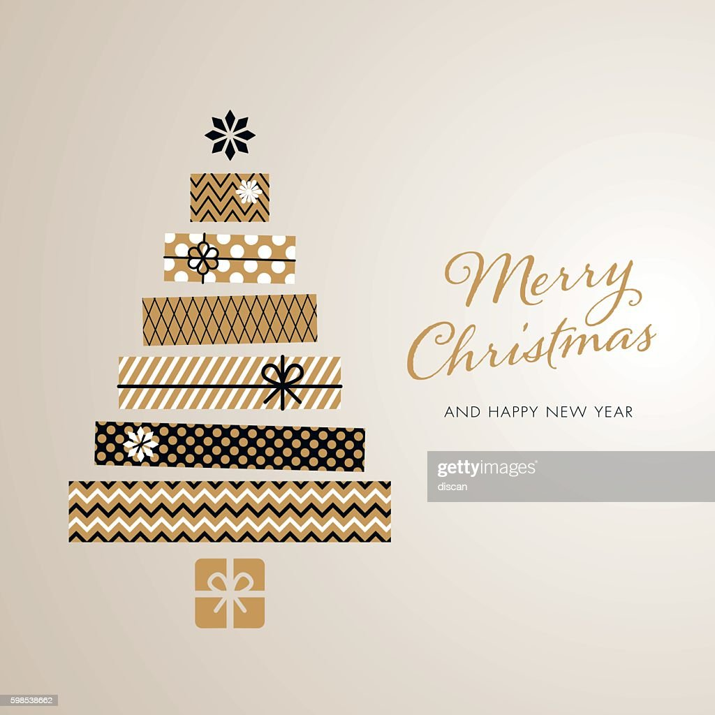 Christmas Tree - Illustration