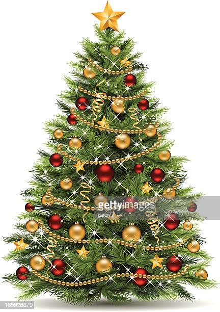 Christmas Tree Vector.World S Best Christmas Tree Stock Vector Art And Graphics