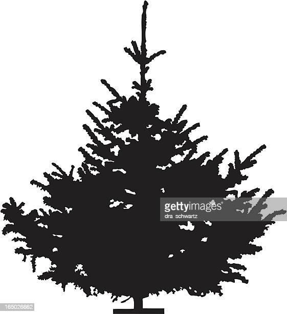 Árbol de Navidad, Vector